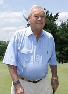 Arnold Palmer fronts prostate cancer website