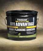 Moisture-resistant adhesive ideal for wood flooring