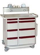 Capsa Solutions unveils new line of medication carts