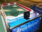 Underwater treadmill helps residents with rehab