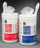 Disinfecting wipes are tough on germs