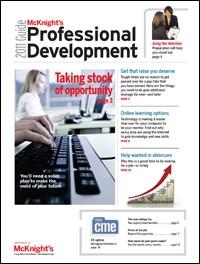 2011 McKnight's Professional Development Guide
