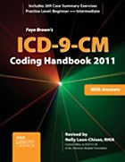 New ICD-9-CM Coding Handbook now available