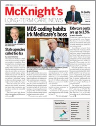 June 2011 32 6 Issue of McKnight's Long Term Care News