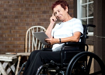 Government initiatives aim to decrease number of disabled people in nursing homes