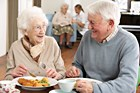 Survey shows seniors desire companionship at mealtime