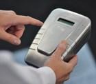 Hand-held device to offer instant fingerprint drug test