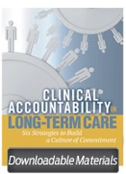 Manual targets clinical quality in long-term care