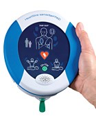 New defibrillator responds to needs of residents