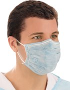 Medical face mask can inactivate flu viruses