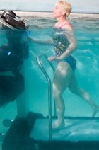 I couldn't live without...HydroWorx Underwater treadmill