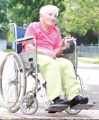 Wheelchair cushions can help redistribute pressure