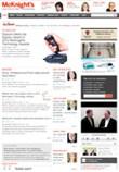 New McKnight's website offers better look, enhanced functionality