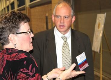 David Gifford, M.D., of AHCA, has led antipsychotic reduction efforts