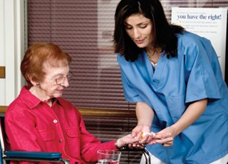 Nursing home staffing standards reduced severe deficiency citations, researchers find