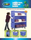 New laundry brochure addresses safety advances