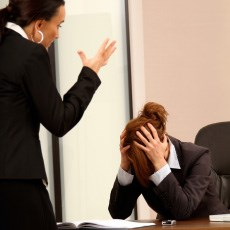 Supervisor abuse has ripple effects in workplace: study
