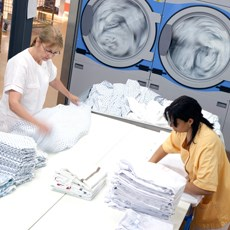 Heavily soiled healthcare linens not 'regulated waste,' OSHA confirms