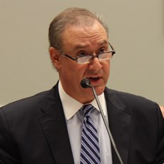 Fred Benjamin, chairman of Kansas Health Care Association, COO of Medicalodges Inc.