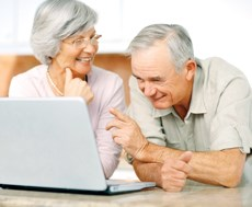 Using a cloud-based platform is becoming a more common option for seniors.