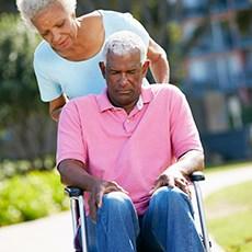 Study links poor financial performance and 'de facto' nursing home segregation; raises questions about admissions