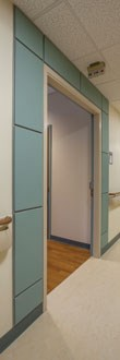 InPro Corporation's Palladium Wall Panel System