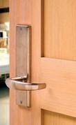 CuVerro® bactericidal copper door handle