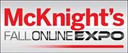 McKnight's Fall Online Expo returns Sept. 26