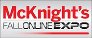 McKnight's Fall Online Expo to address top operator challenges