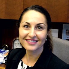 Mojdeh Rutigliano is new VP of Nursing at Hebrew Home