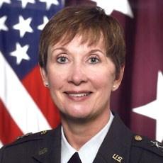 Major General Gale S. Pollock