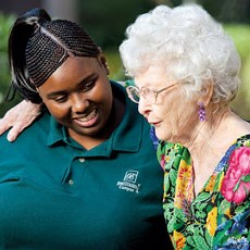 Increasing social interaction improves quality of life for residents with dementia