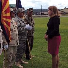U.S. Rep. Ann Kirkpatrick (D-AZ)