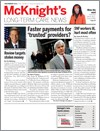 December 2013 34 12 Issue of McKnight's Long Term Care News