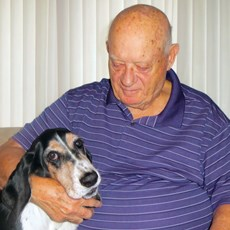 Long-term care residents who interacted with animals realized numerous kinds of health benefits.