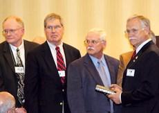 Delegates of the N.C. Senior Tar Heel Legislature