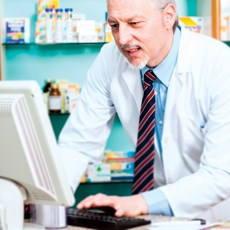 Only half of assisted living communities with EHRs exchange health information with pharmacies