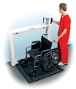 DETECTO introduces wheelchair scale