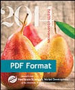 2014 calendar of health observances available