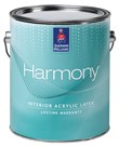 Sherwin-Williams enhances Harmony Interior Acrylic Latex Paint