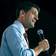 House Speaker Paul Ryan said he will not focus on Medicare cuts next year, reversing previous comments.