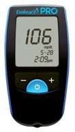 New blood glucose meter arrives