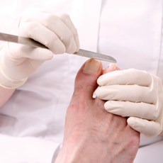 Improper foot care might have been the source of a Hep C outbreak.