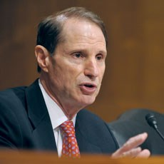 Senate Finance Committee Chairman Ron Wyden (D-OR)