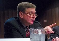 Outgoing MedPAC Chairman Glenn Hackbarth