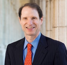 Finance Committee Chairman Sen. Ron Wyden (D-OR)