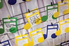 AANAC music wall