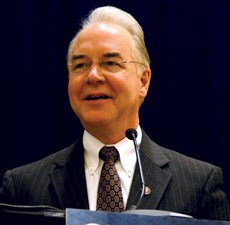 "In a statement, Price said he is ""humbled by the challenges that lay ahead"" for HHS"