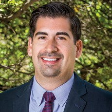 Nathan Cortez, Southern Methodist University Dedman School of Law Associate Dean of Research