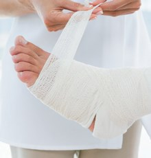A new approach to wound care may lead to fewer amputations.